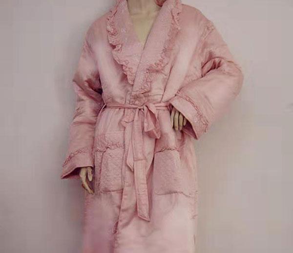猎趣tv公司棉睡袍